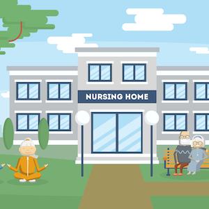 nursing homes.