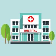 single hospitals.