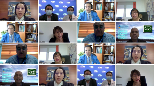 World Patient Safety Day 2020 – A video collage